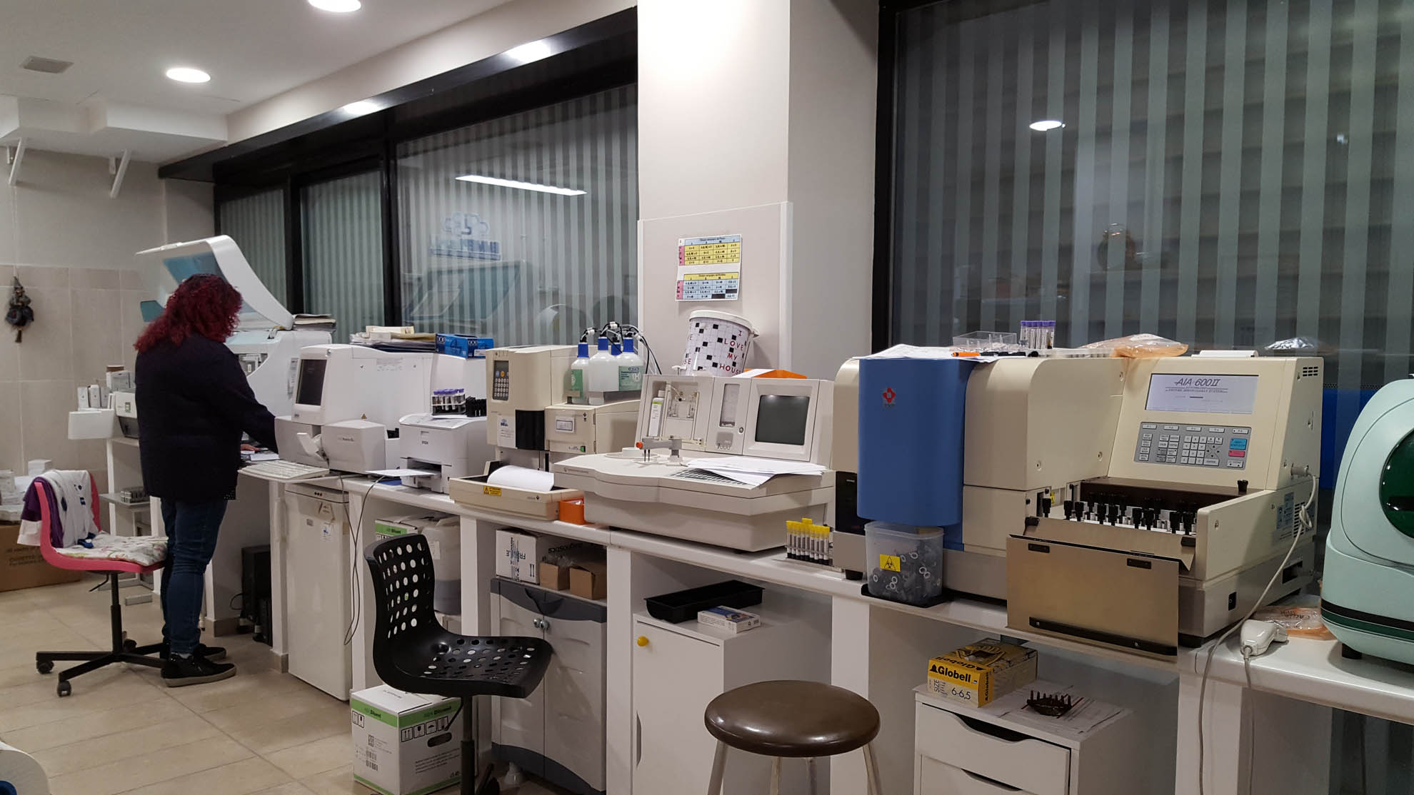 Laboratorio di analisi Emmepi